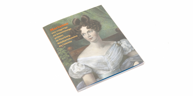 Boekje prinses Marianne