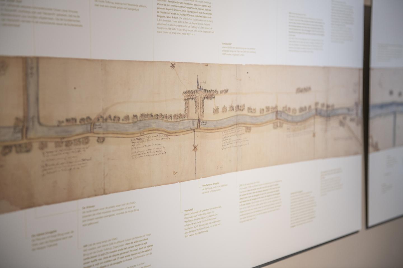 Tafels voor expositie